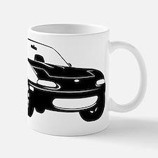NA Black Mug