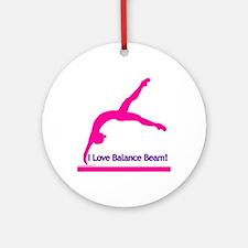 Gymnastics Ornament - Beam