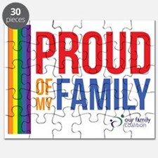 Proud of my Family Puzzle