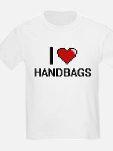 I love Handbags T-Shirt