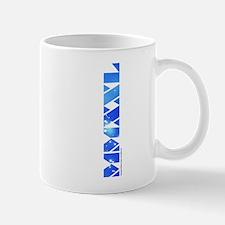 MMXXL Vertical Blue Mug
