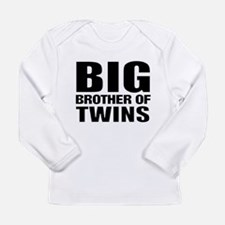 Twins brother Long Sleeve T-Shirt