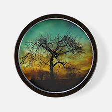 Old Oak Tree Wall Clock