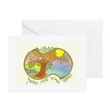 Tabernacle 5776 Greeting Cards (pk Of 10)