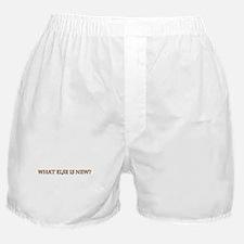What Else Boxer Shorts