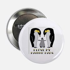 """I Love My Gay Dads 2.25"""" Button"""