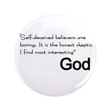 "Religious 3.5"" Button (100 pack)"