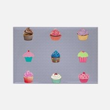 Cupcakes Magnets