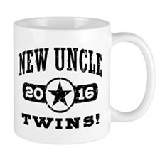 Uncle To Be Twins 2016 Mug