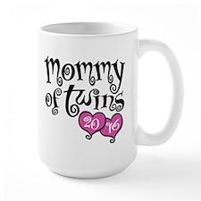 Mommy of Twins 2016 Ceramic Mugs