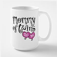 Mommy of Twins 2016 Coffee Mug