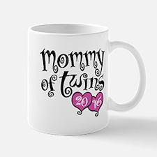 Mommy of Twins 2016 Mug