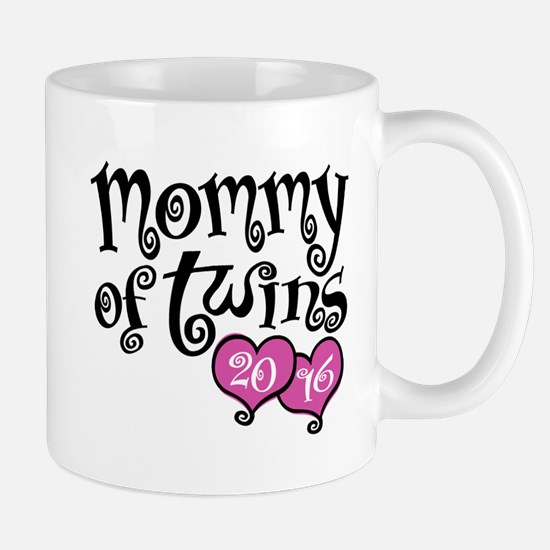 Mommy of Twins 2016 Mug