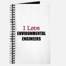 I Love ENVIRONMENTAL ENGINEERS Journal