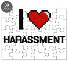 I love Harassment Puzzle