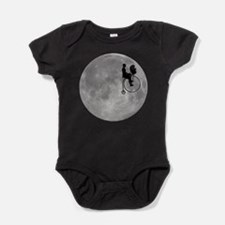 Penny Farthing Baby Bodysuit