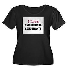 I Love ENVIRONMENTAL CONSULTANTS T