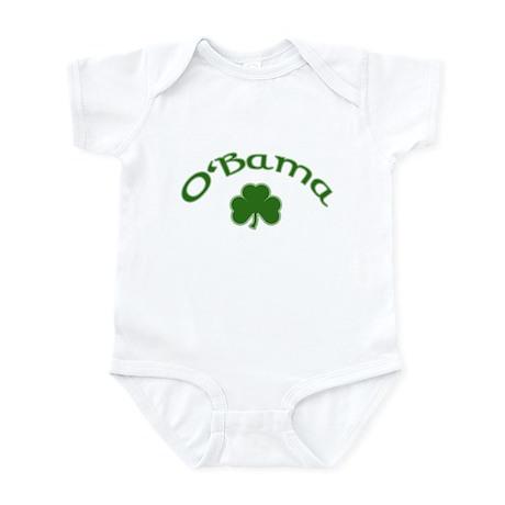 O'Bama Irish Infant Bodysuit