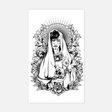 Holy Maria Sticker (Rectangle)