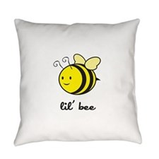 bee_7x7_apparel.png Everyday Pillow