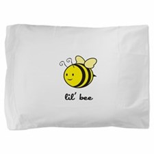 bee_7x7_apparel.png Pillow Sham