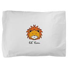 lion_7x7_apparel.png Pillow Sham