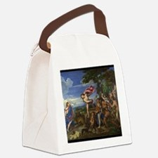 Funny Spirituality Canvas Lunch Bag