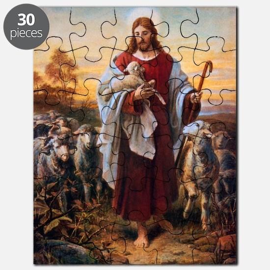 Unique Religion Puzzle