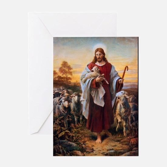 Unique Religion Greeting Card