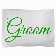 Groom Pillow Sham