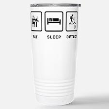Funny Stickman Travel Mug
