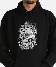 Sugar Skull of Death Hoody