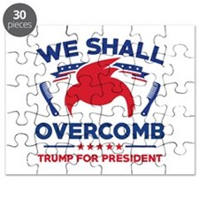 Trump We Shall Overcomb Puzzle