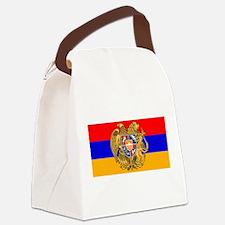 ARMENIA FLAG Canvas Lunch Bag