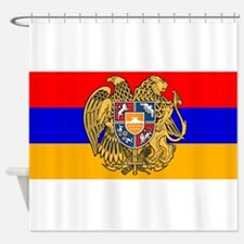 ARMENIA FLAG Shower Curtain