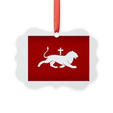 ARMENIA BAGRATUNI FLAG Ornament