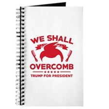 Trump We Shall Overcomb Journal