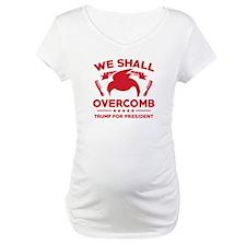 Trump We Shall Overcomb Shirt