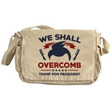 Trump We Shall Overcomb Messenger Bag
