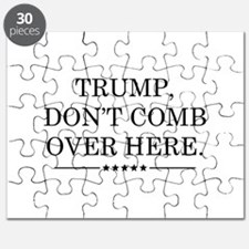 Trump Don't Comb Over Here Puzzle
