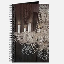 girly french country chandelier Journal