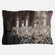 girly french country chandelier Pillow Case