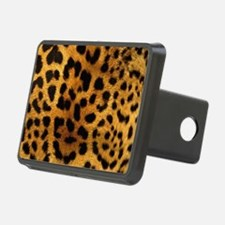 girly trendy leopard print Hitch Cover