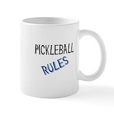 Pickleball Rules Mugs