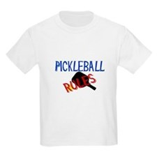 Pickleball Rules T-Shirt