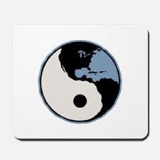 Harmony With Earth Mousepad