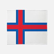 Faroe Islands Throw Blanket