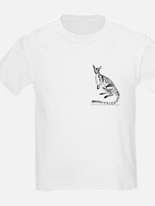 Yellow-footed Rock Wallaby T-Shirt