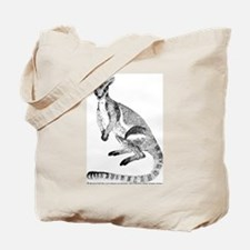 Yellow-footed Rock Wallaby Tote Bag