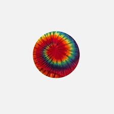 Tie Dye Mini Button
